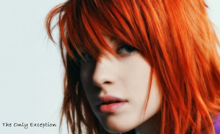 Hayley William –  The Only Exception
