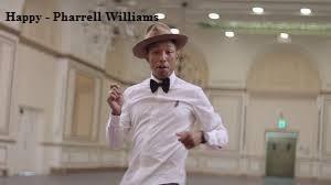 Happy – Pharrell Williams